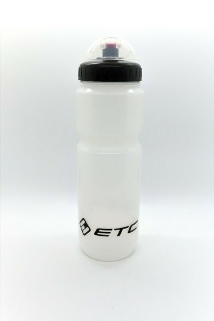 ETC BPA Free Bike Water Bottle / Cycle Drinks - Mud Protection Cap Option 800ml